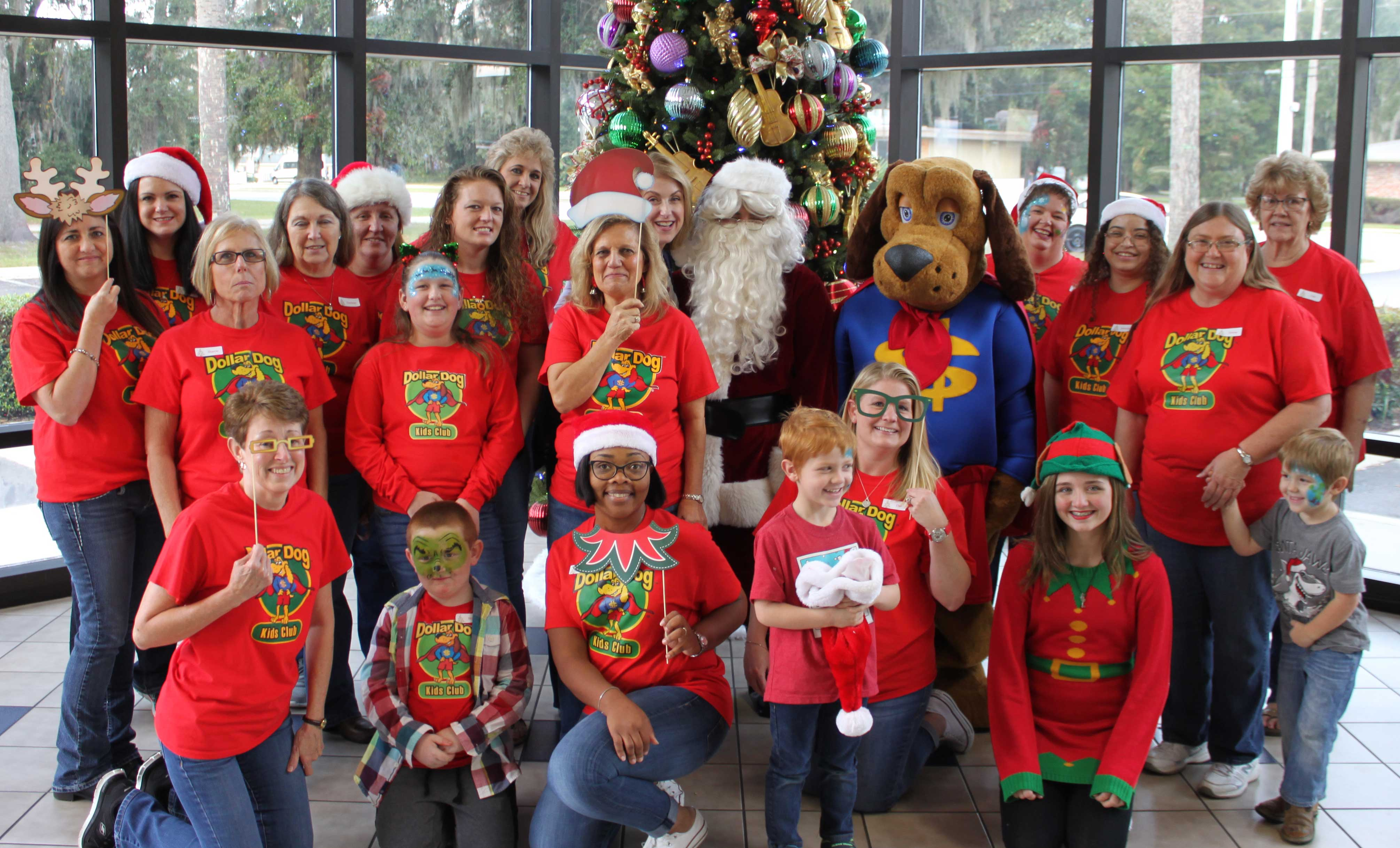 11th Annual Dollar Dog Christmas Party